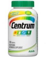 Centrum Adults Vitamin Tổng Hợp Cho Người Dưới 50 Tuổi