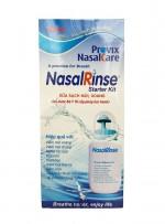 Bình Rửa Mũi Nasal Rinse Tặng 10 Gói Muối