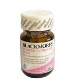 Viên sắt cho bà bầu Blackmores Pregnancy Iron Của ÚC