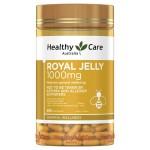 Sữa ong chúa Healthy Care Royal Jelly 1000 của Úc