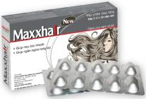 Viên uống Maxxhair hỗ trợ mọc tóc