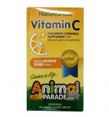 Viên ngậm vitamin C Animal Parade Vitamin C