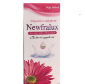 Dung dịch vệ sinh phụ nữ Newfralux 100ml