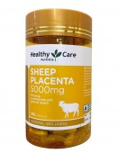 Nhau thai cừu Sheep Placenta Healthy Care 5000mg của Úc