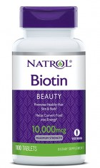 Đánh Giá Thuốc Biotin: Xuất Xứ, Thành Phần, Công Dụng Và Giá Bán