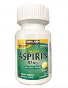 [Nên Biết] Aspirin 81 Nên Uống Vào Lúc Nào? Mua Hàng Chính Hãng Ở Đâu?