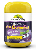 Kẹo dẻo Nature's Way Vita Gummies Cold and Flu cho bé