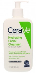 Sữa rửa mặt CeraVe Hydrating Cleanser 355ml