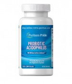 Men vi sinh Probiotic Acidophilus Puritan's Pride