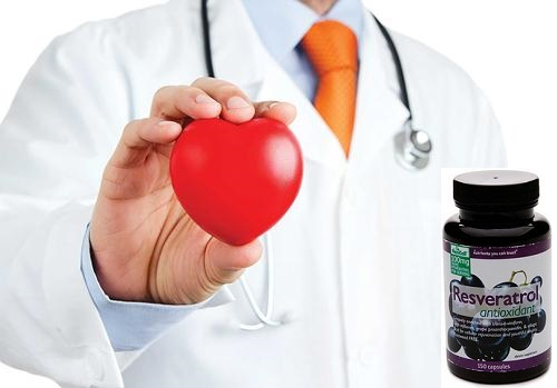 Viên uống NeoCell Resveratrol Antioxidant cho hệ tim mạch khỏe mạnh