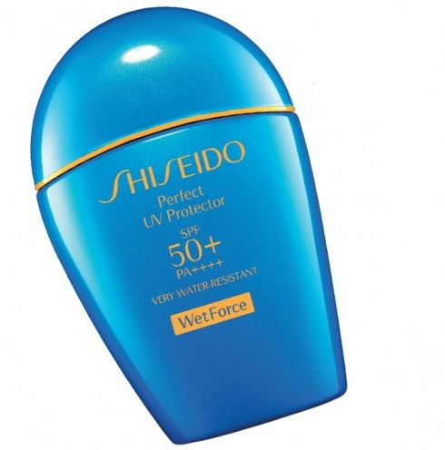 Kem Chống Nắng Shiseido Ultimate Sun Protection Lotion SPF 50+ WetForce