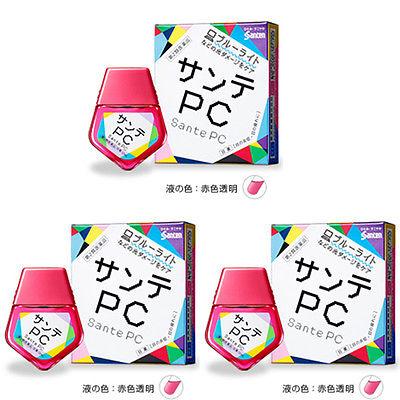 Thuốc Nhỏ Mắt Santen PC Bảo Vệ Mắt Khỏi Tia Bức Xạ Máy Tính