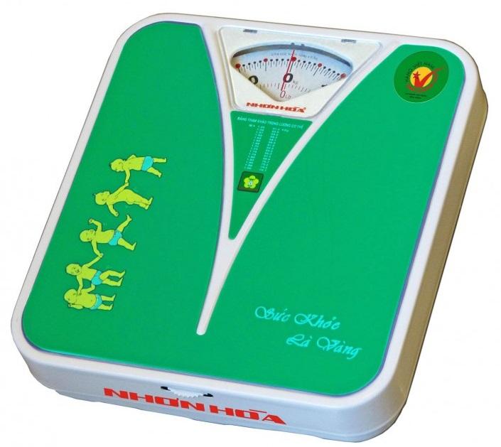 Cân Sức Khỏe Nhơn Hòa (0.5-120kg)