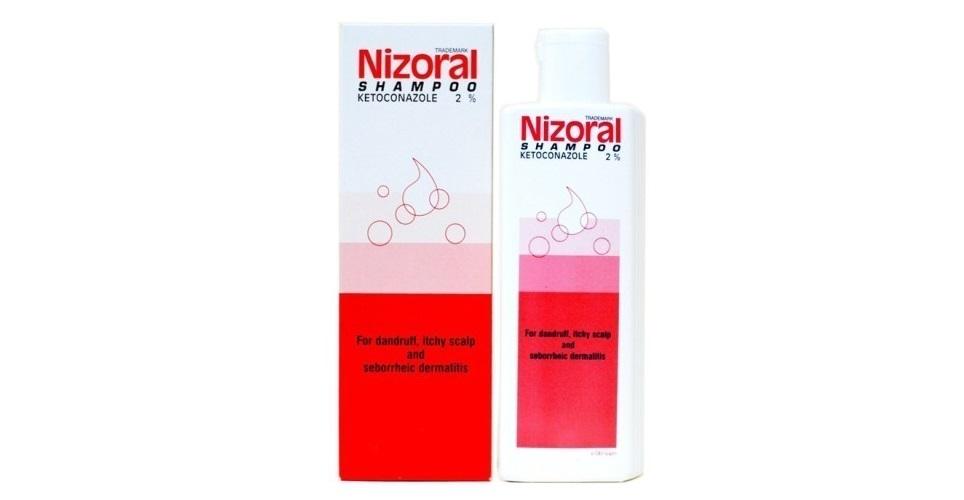 Dầu Gội Nizoral Trị Nấm Và Gàu Hiệu Quả