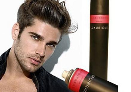 Gôm xịt tóc Luxurious có mùi thơm sảng khoái, mát dịu vị kẹo ngọt, đầy quyễn rũ và lôi cuốn