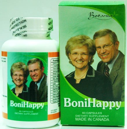 BoniHappy - Hỗ Trợ Điều Trị Chứng Mất Ngủ Hiệu Quả