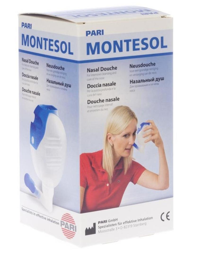 Bình Rửa Mũi Pari Montesol 3296 (Đức)