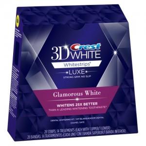 Miếng Dán Trắng Răng Crest 3D White Của Mỹ