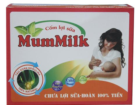 Cốm lợi sữa MumMilk