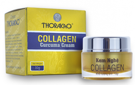 Kem Nghệ Thorakao Collagen 10g