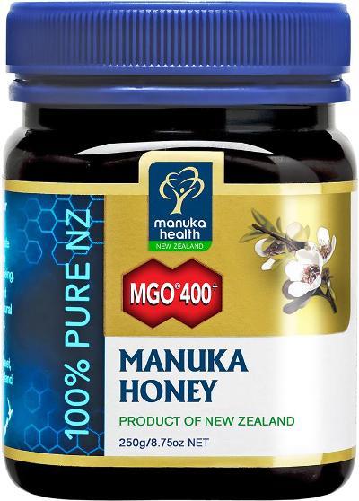 Mật Ong Manuka New Zealand MGO 400+ 250g