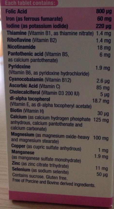 Elevit - Vitamin Tổng Hợp Cho Bà Bầu Của Úc Hộp 100 Viên