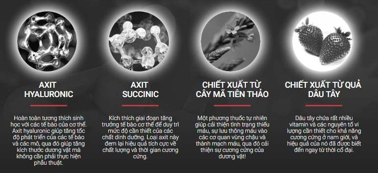 titan gel tăng cường sinh lý phái mạnh