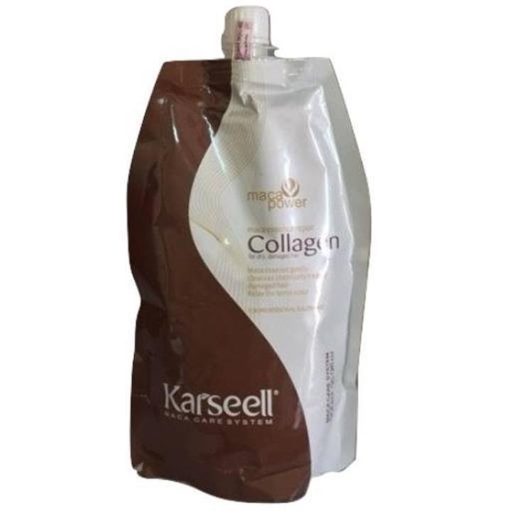 Dầu Hấp Tóc Collagen Karseell Maca Siêu Mềm Mượt