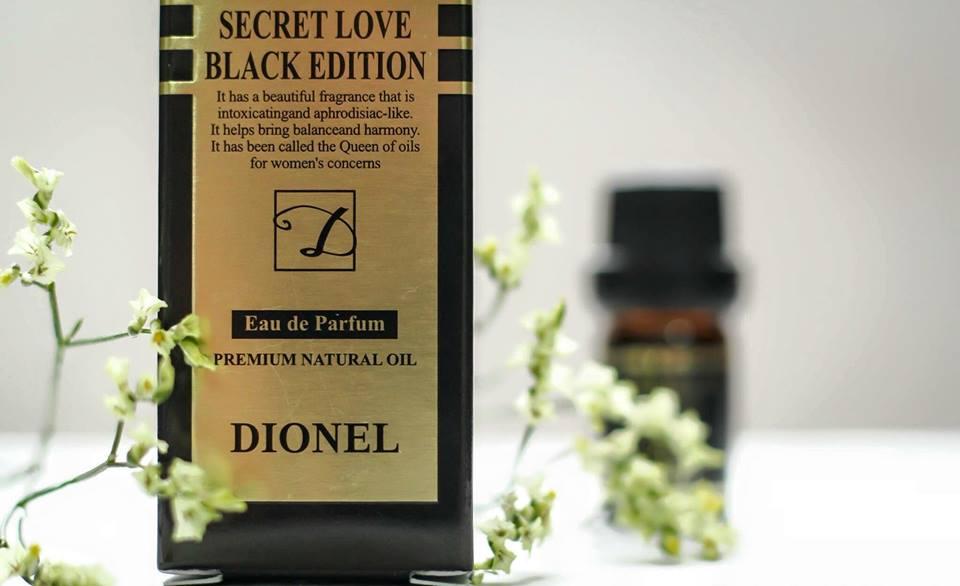 Nước Hoa Vùng Kín Dionel Secret Love Hàn Quốc 5ml