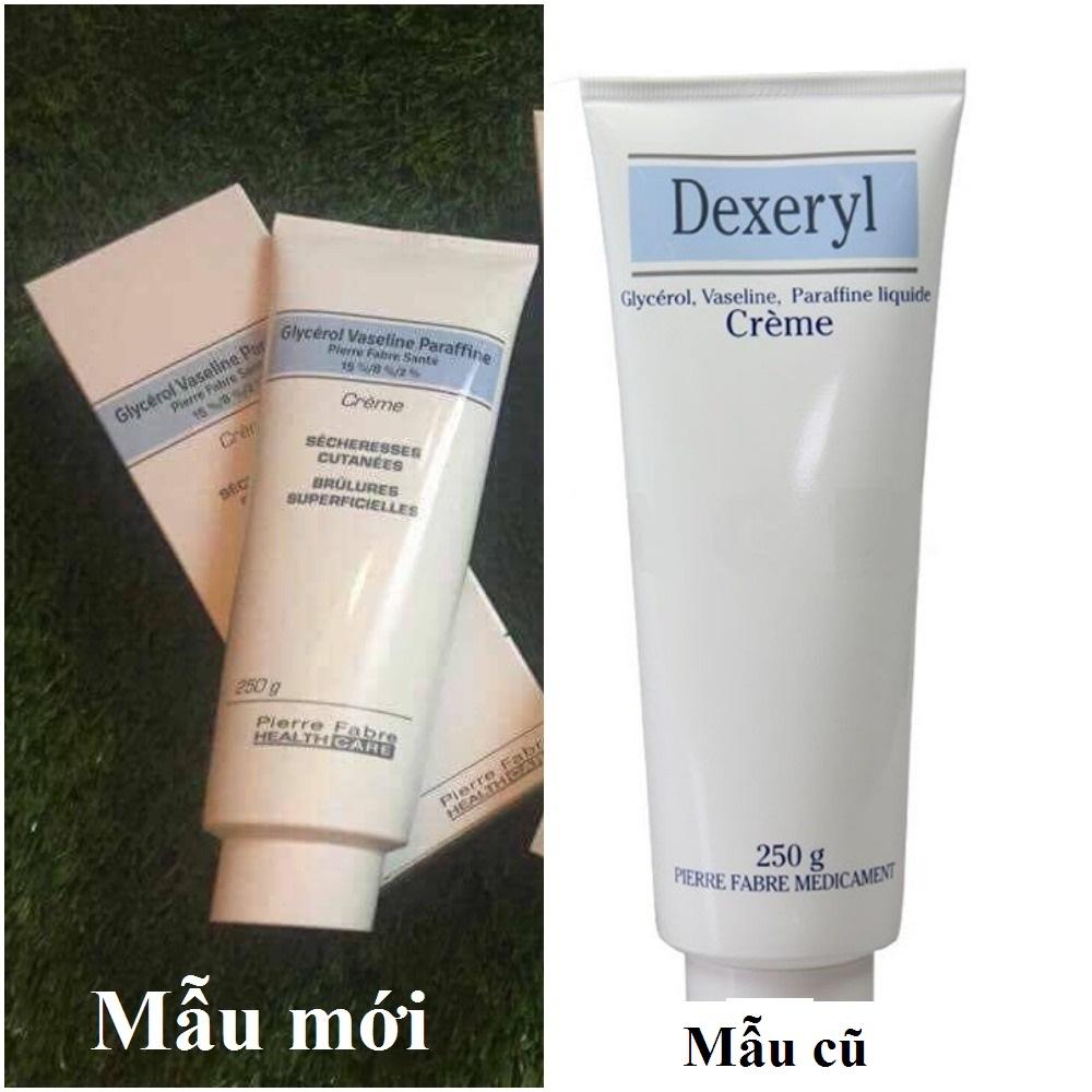 Kem dưỡng da đặc trị nẻ, chàm Dexeryl 250g của Pháp