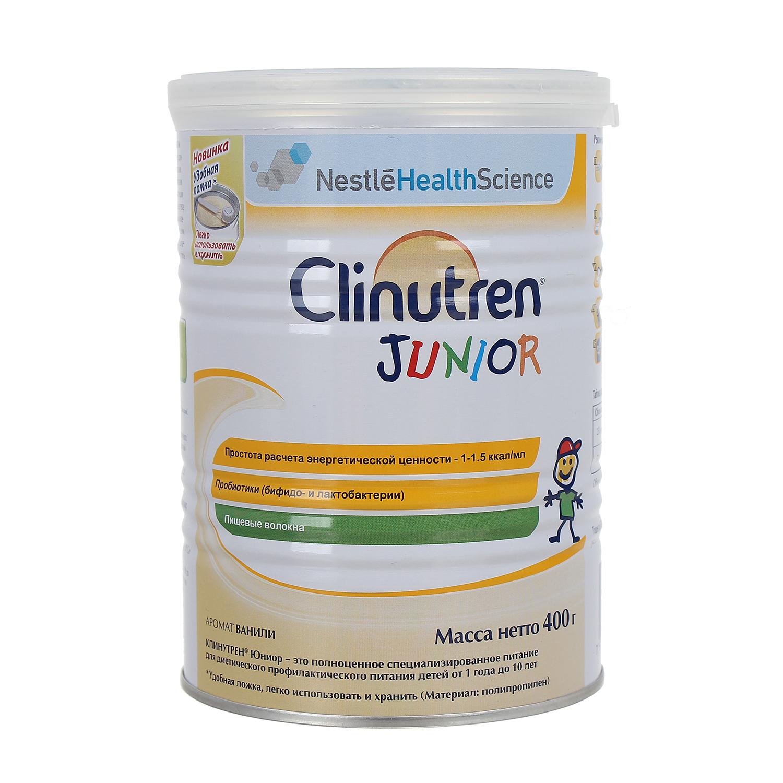Sữa béo Nga Clinutren Junior cung cấp năng lượng dồi dào giúp bé yêu lên cân tự nhiên