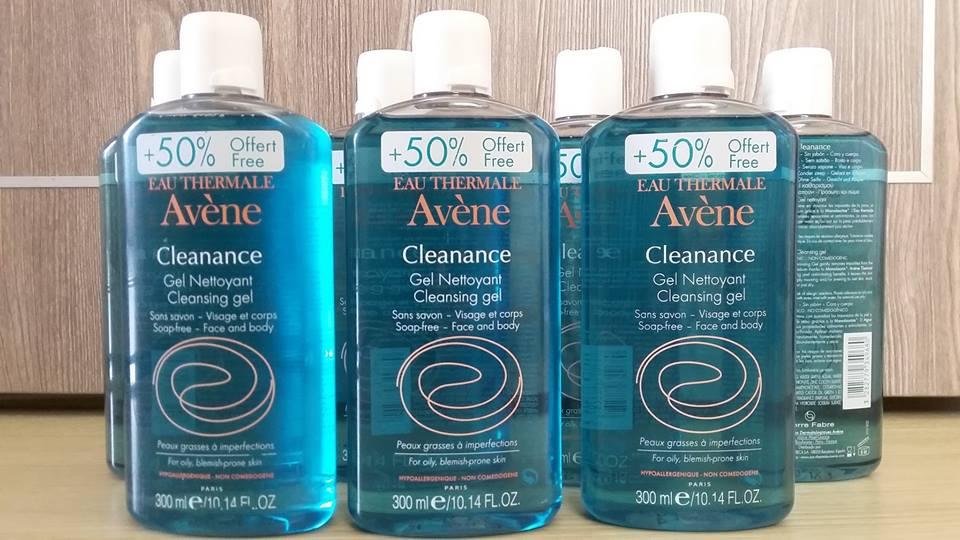 Sữa Rửa Mặt Avene 300ml Chính Hãng Của Pháp