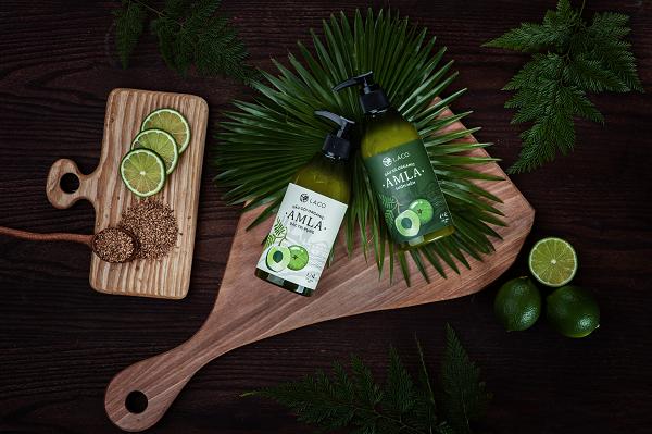 Dầu gội Organic Amla giúp phục hồi chân tóc, da đầu hư tổn và cải thiện tối đa tình trạng tóc rụng, tóc gàu chỉ sau 2 tuần sử dụng