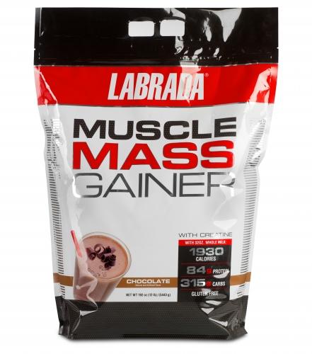 Muscle Mass Gainer 12LBS (5.4Kg) Tăng Cân, Tăng Cơ