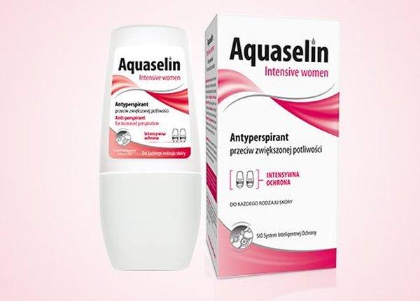 Lăn Khử Mùi Aquaselin Intensive Women Cho Nữ