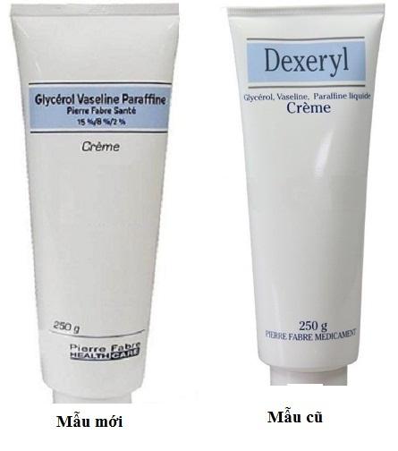 Kem dưỡng da Dexeryl giúp hỗ trợ chăm sóc da cho cả gia đình, dùng được cho cả bé sơ sinh