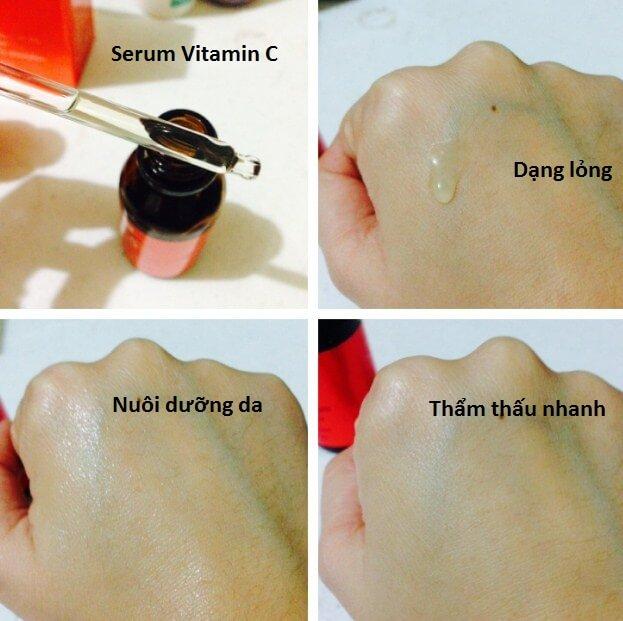 Serum Vitamin C Ava Youth Activation Hỗ Trợ Dưỡng Trắng Da