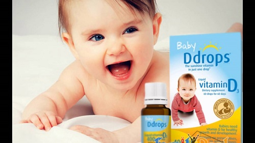 Baby drops vitamin D3 có tốt không, mẹ nên mua loại nào 1