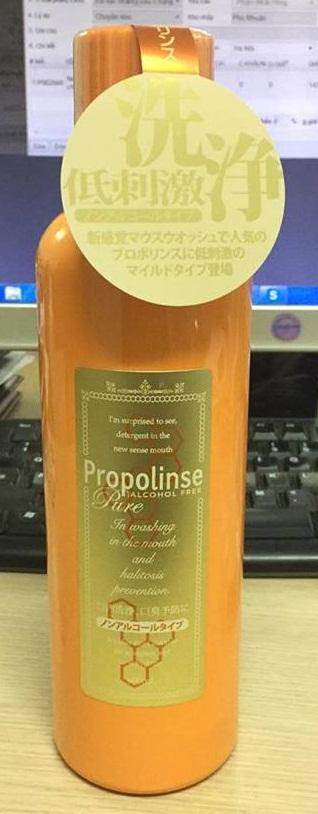 Nước Súc Miệng Propolinse Chiết Xuất Trà Xanh Của Nhật