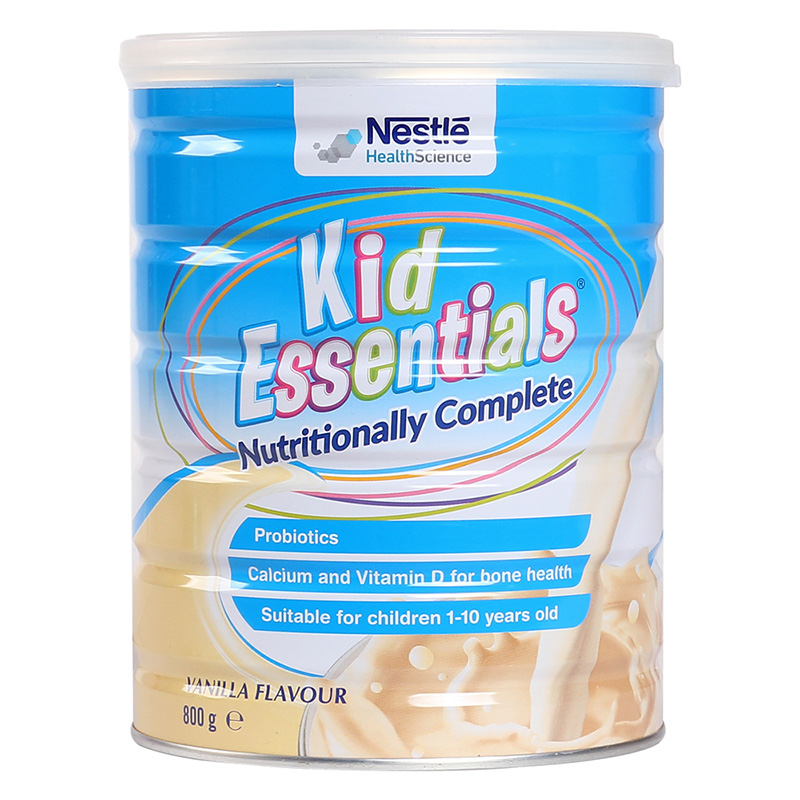 Sữa Kid Essentials Nestle Úc 800g Cho Bé Biếng Ăn
