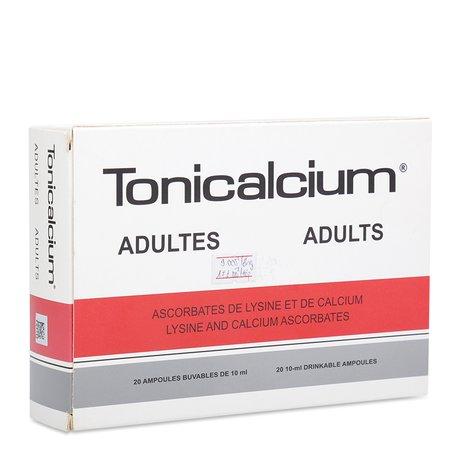 Thuốc Tonicalcium- Bổ Sung Canxi Trị Rối Loạn Tăng Trưởng