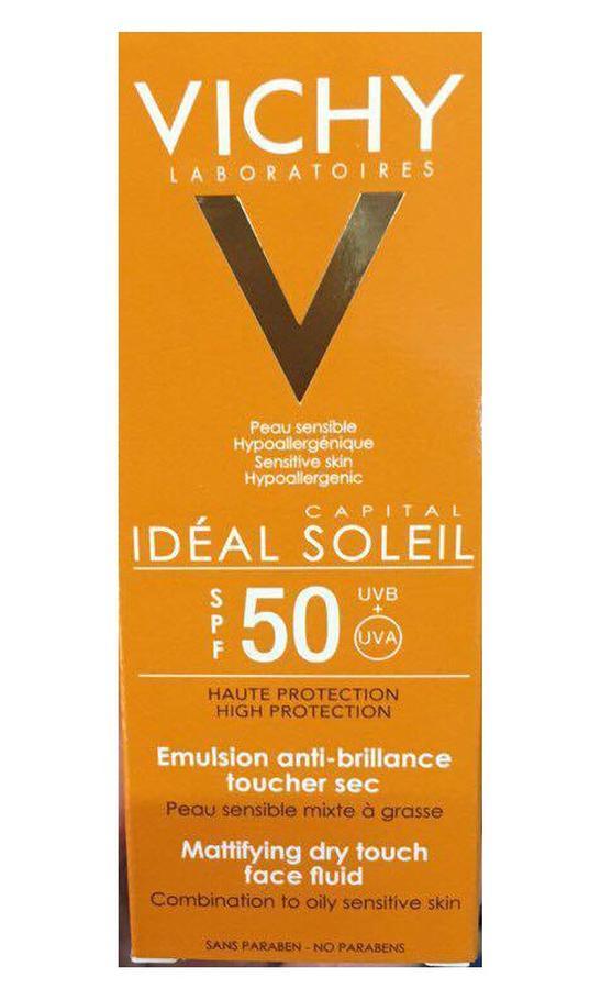 Kem Chống Nắng Vichy Idéal Soleil 50ml Chính Hãng