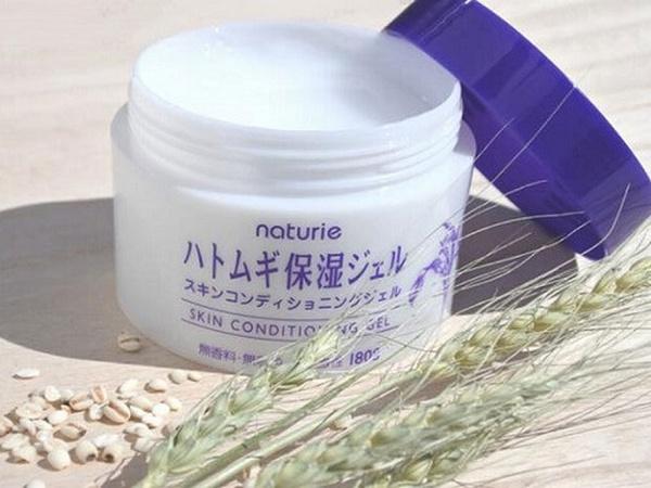 Kem Dưỡng Ẩm, Mịn Da Naturie Skin Conditioning Gel Nhật Bản
