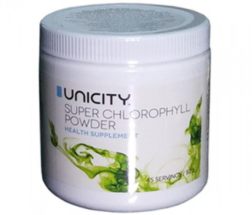 Bột Diệp Lục Cô Đặc Hỗ Trợ Thải Độc Super Chlorophyll