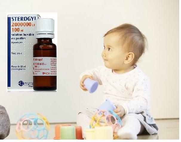 Vitamin D Sterogyl Là Gì? Mua Vitamin D Sterogyl Ở Đâu Để Đảm Bảo Chất Lượng?