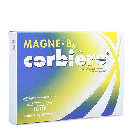 [NÊN BIẾT] Magne B6 Corbiere Là Thuốc Gì, Thiếu Có Sao Không?