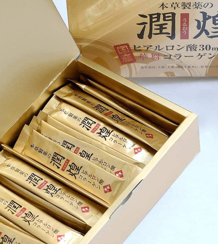 Collagen Hanamai Gold Premium Nhật Bản