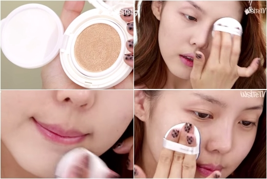Review ĐÚNG Về Phấn Nước Innisfree Long Wear Cushion