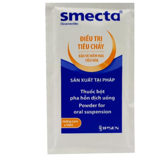 Smecta - Thuốc Trị Tiêu Chảy Cấp, Bảo Vệ Niêm Mạc Tiêu Hóa