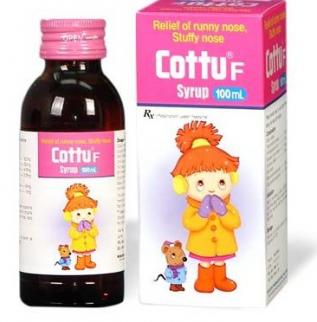 Thuốc Trị Cảm Cúm Cottu F Có Ưu Điểm Hạn Chế Gì?